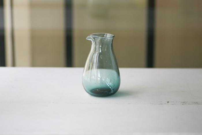 藤原三和子さんの吹きガラス_e0295731_1731090.jpg