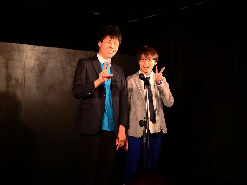 静岡お笑いライブ「阿」  8/28_d0079764_23183224.jpg