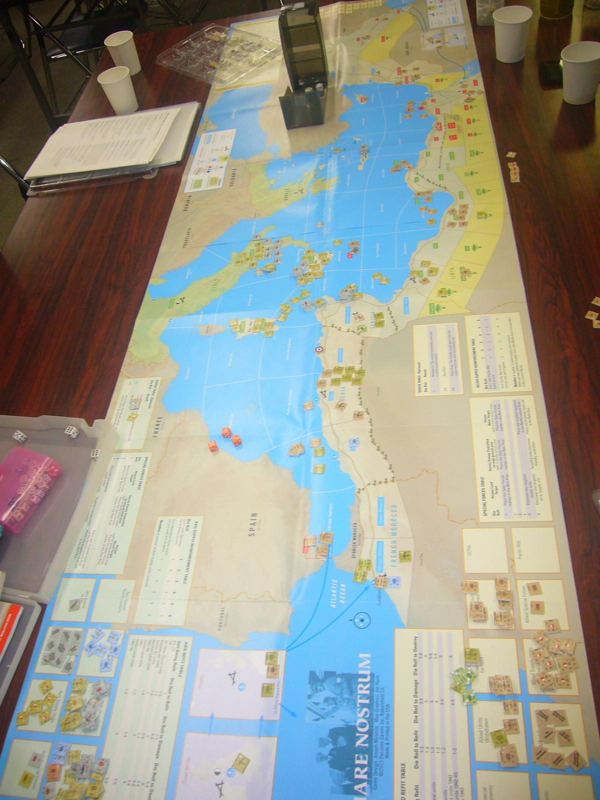 YSGA8月例会の様子その5〔これもひとつの地中海キャンペーン:(WaW誌)Mare Nostrum: War in the Mediterranean〕_b0173672_20091802.jpg