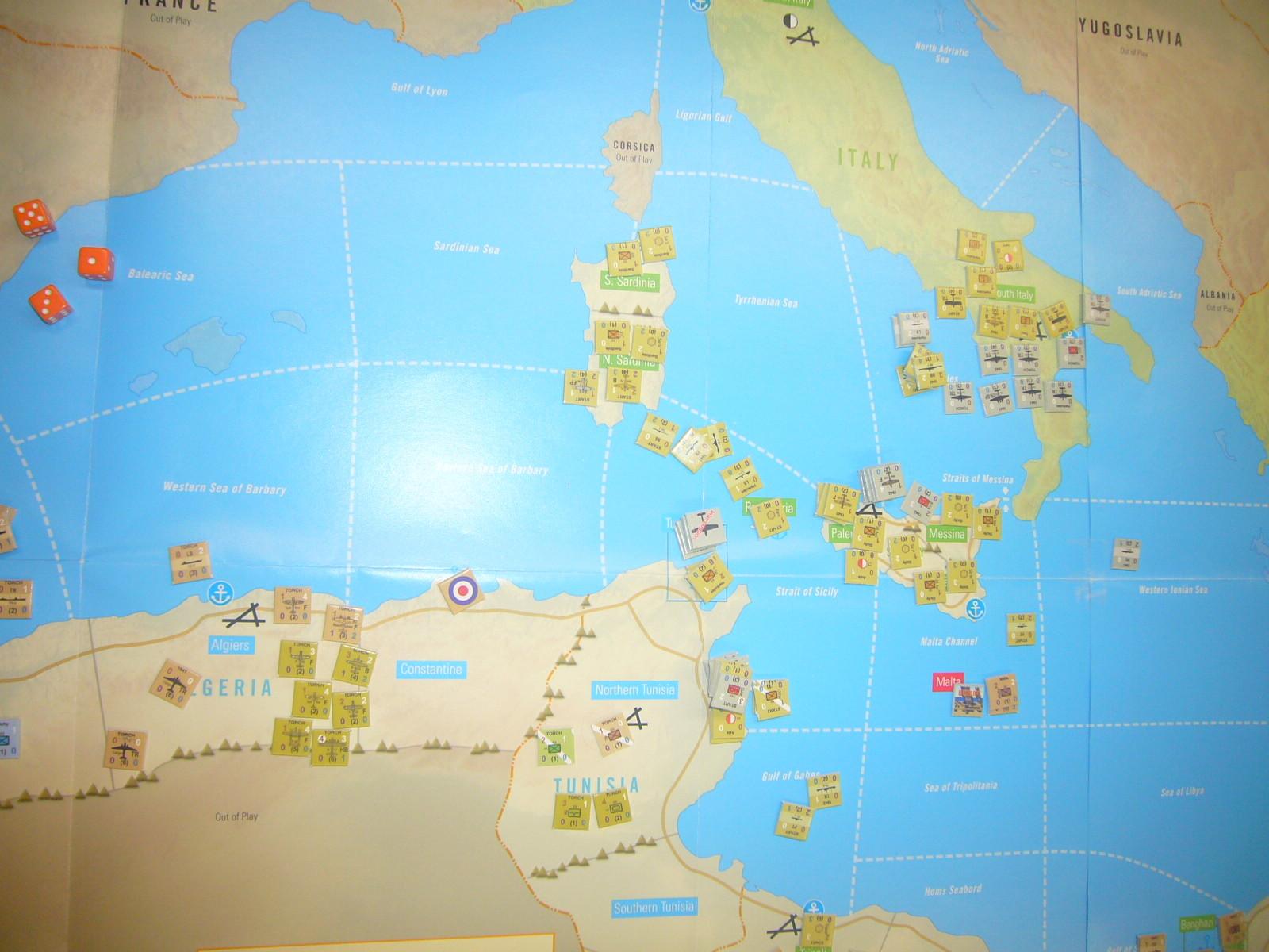 YSGA8月例会の様子その5〔これもひとつの地中海キャンペーン:(WaW誌)Mare Nostrum: War in the Mediterranean〕_b0173672_20091845.jpg