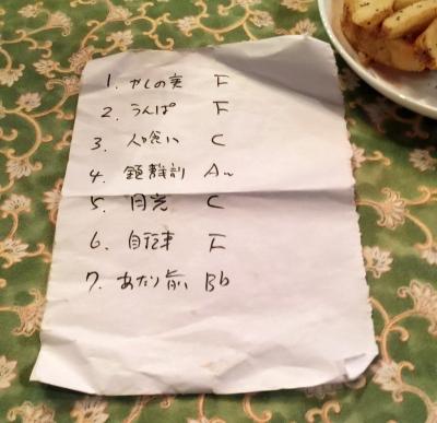 藤沢クラジャのライブ 終了!_a0163788_20585343.jpg