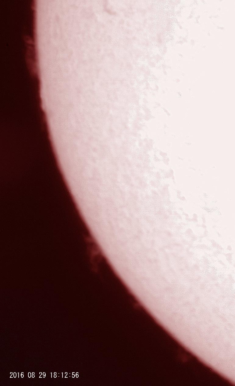 8月29日の太陽_e0174091_16093160.jpg