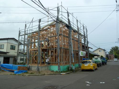 Q1住宅モデル能代_f0150893_1775147.jpg