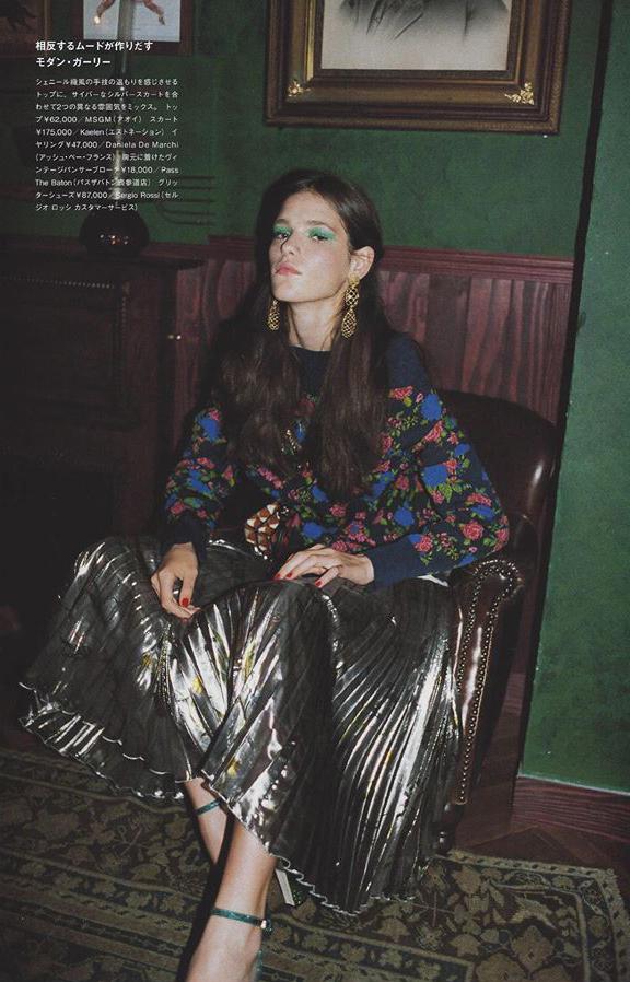 Daniela de Marchi 新作Segreti Collection_b0115615_17373830.jpg