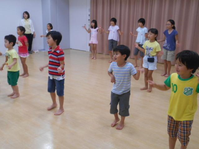 8月31日 Dance_c0315908_13402044.jpg