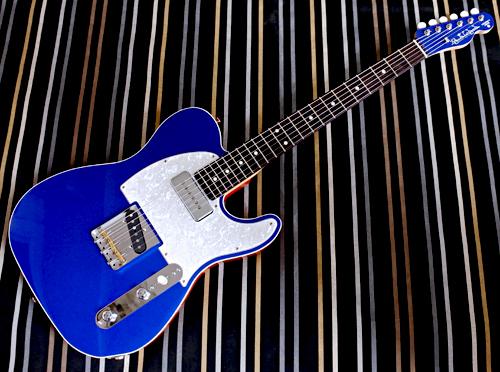 「Brilliant Sporty BlueのStandard-T 2本目」が完成!_e0053731_16572246.jpg