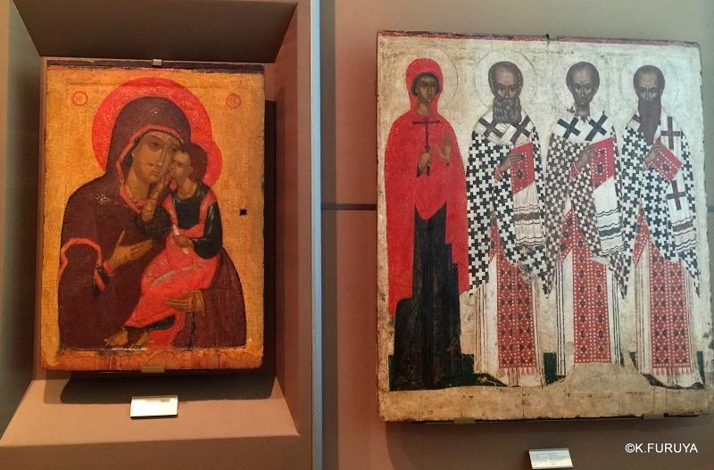 ロシアの旅 24 トレチャコフ美術館 Ⅲ イコン_a0092659_19234221.jpg