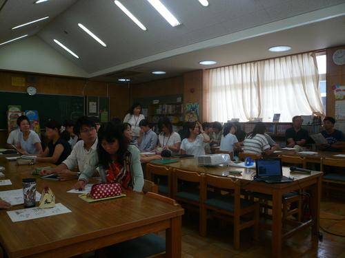 Images of 大津市立青山小学校 - JapaneseClass.jp