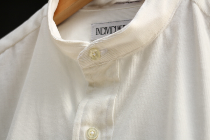 16FW Individualized Shirt 第2段!!_b0121563_16485100.jpg