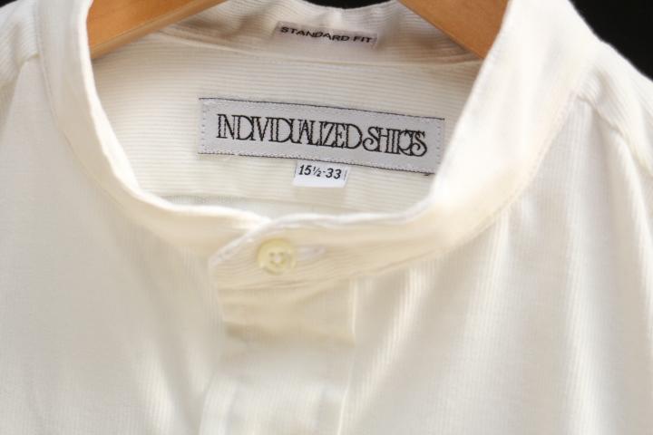 16FW Individualized Shirt 第2段!!_b0121563_1650110.jpg