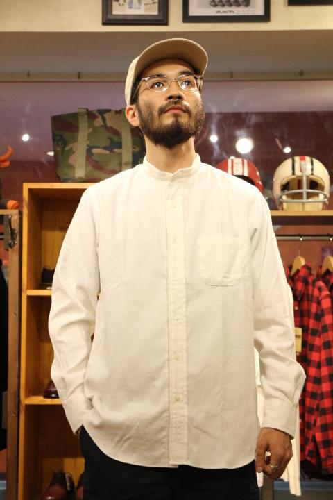 16FW Individualized Shirt 第2段!!_b0121563_1984610.jpg