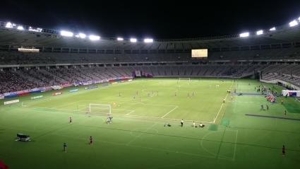 JリーグYBCルヴァン杯準々決勝第1戦 FC東京 - アビスパ福岡_b0042308_10484107.jpg