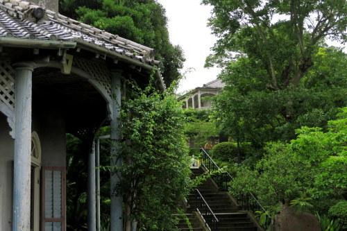 グラバー園 ⑥日本最古の木造洋風建築 旧グラバー住宅 重文_c0134734_18541249.jpg