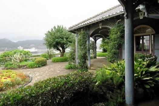 グラバー園 ⑥日本最古の木造洋風建築 旧グラバー住宅 重文_c0134734_18541619.jpg
