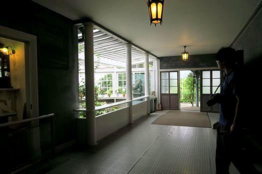 グラバー園 ⑥日本最古の木造洋風建築 旧グラバー住宅 重文_c0134734_18543051.jpg