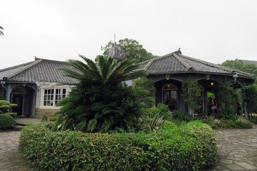 グラバー園 ⑥日本最古の木造洋風建築 旧グラバー住宅 重文_c0134734_18544866.jpg