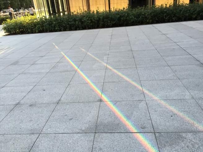 《空と雲》秋の気配、それから…虹のギフト*゚:+.。☆_b0298740_13384636.jpg