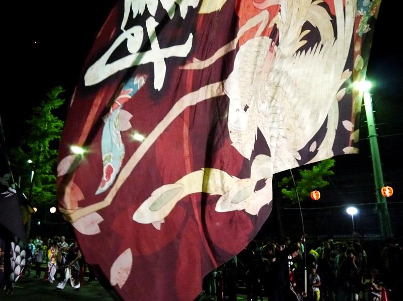 新・おどるんや公認企画 旗乃国ー城下爛漫ー_b0093754_122216.jpg