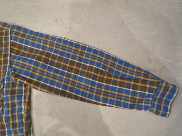 Vintage JCPenney Flannel S スモールサイズ ヴィンテージ ネルシャツ_e0187362_11130051.jpg