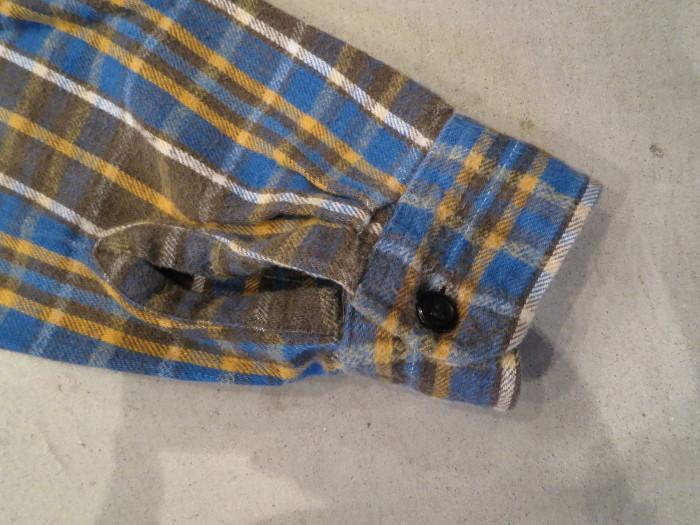 Vintage JCPenney Flannel S スモールサイズ ヴィンテージ ネルシャツ_e0187362_11182070.jpg