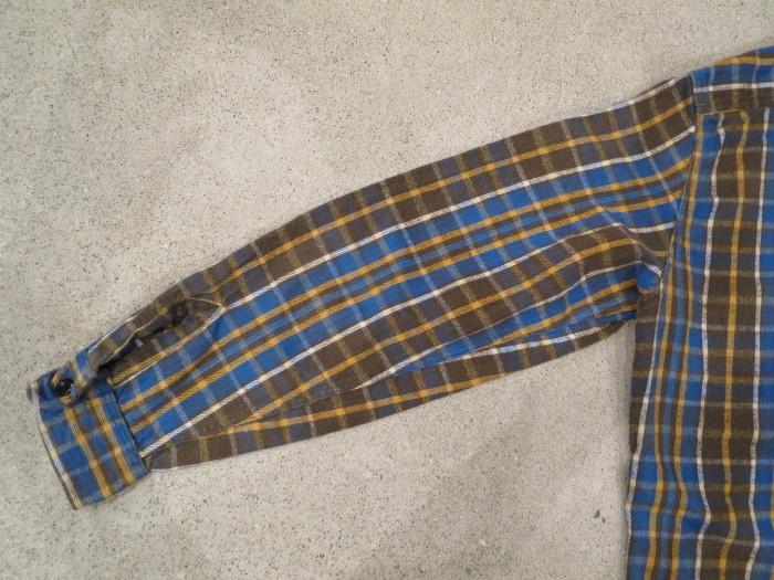 Vintage JCPenney Flannel S スモールサイズ ヴィンテージ ネルシャツ_e0187362_11183579.jpg