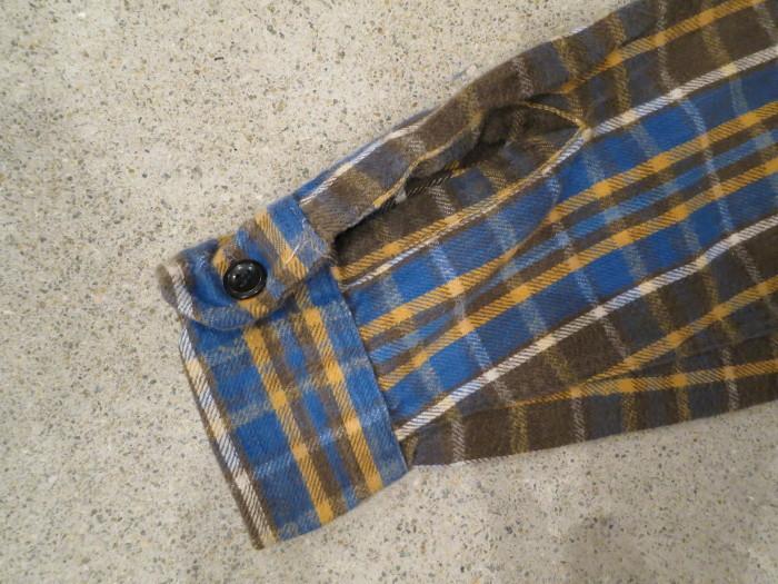 Vintage JCPenney Flannel S スモールサイズ ヴィンテージ ネルシャツ_e0187362_11185164.jpg