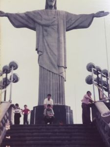 合気道小林道場の海外進出の第一歩はブラジル、リオから_f0019563_1535737.jpg