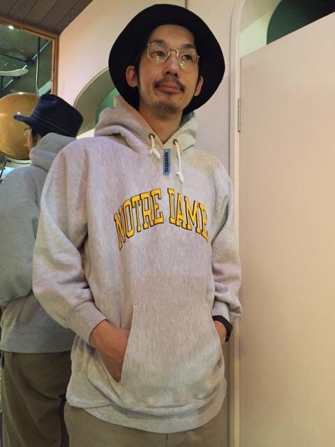 9月3日(土)大阪店スーペリア入荷!!#8 Champion Reverse Weave編!!(大阪アメ村店)_c0078587_2222247.jpg