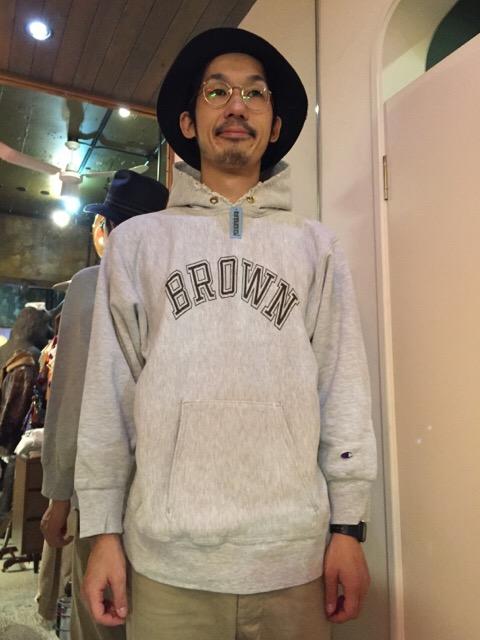9月3日(土)大阪店スーペリア入荷!!#8 Champion Reverse Weave編!!(大阪アメ村店)_c0078587_22232687.jpg
