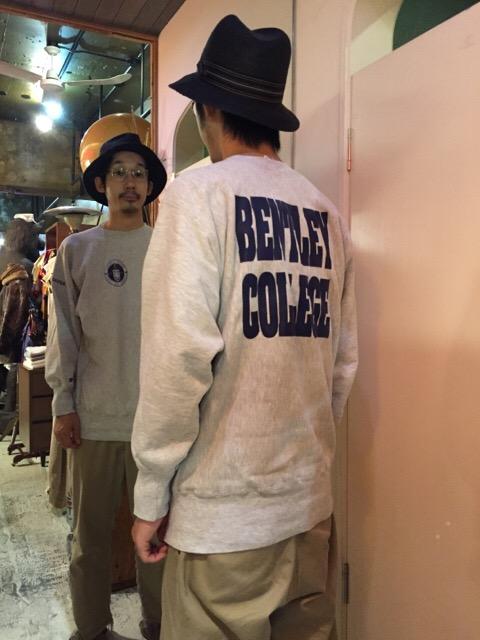 9月3日(土)大阪店スーペリア入荷!!#8 Champion Reverse Weave編!!(大阪アメ村店)_c0078587_22302519.jpg