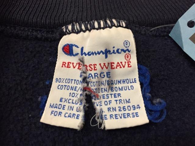 9月3日(土)大阪店スーペリア入荷!!#8 Champion Reverse Weave編!!(大阪アメ村店)_c0078587_2233881.jpg