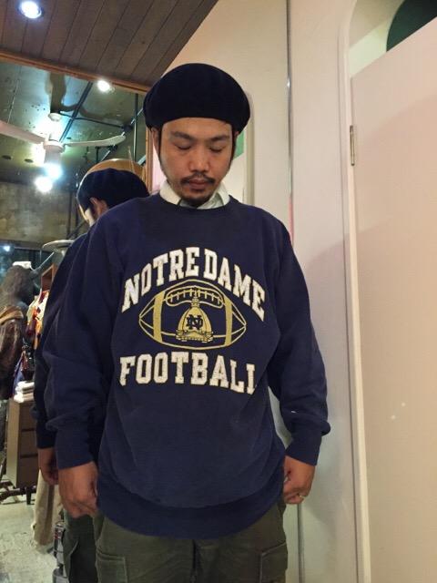 9月3日(土)大阪店スーペリア入荷!!#8 Champion Reverse Weave編!!(大阪アメ村店)_c0078587_22342935.jpg