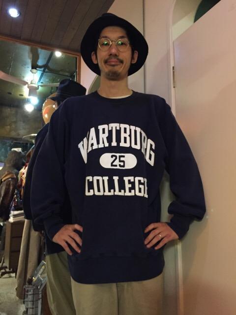 9月3日(土)大阪店スーペリア入荷!!#8 Champion Reverse Weave編!!(大阪アメ村店)_c0078587_2237543.jpg
