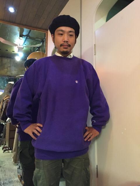 9月3日(土)大阪店スーペリア入荷!!#8 Champion Reverse Weave編!!(大阪アメ村店)_c0078587_22442733.jpg