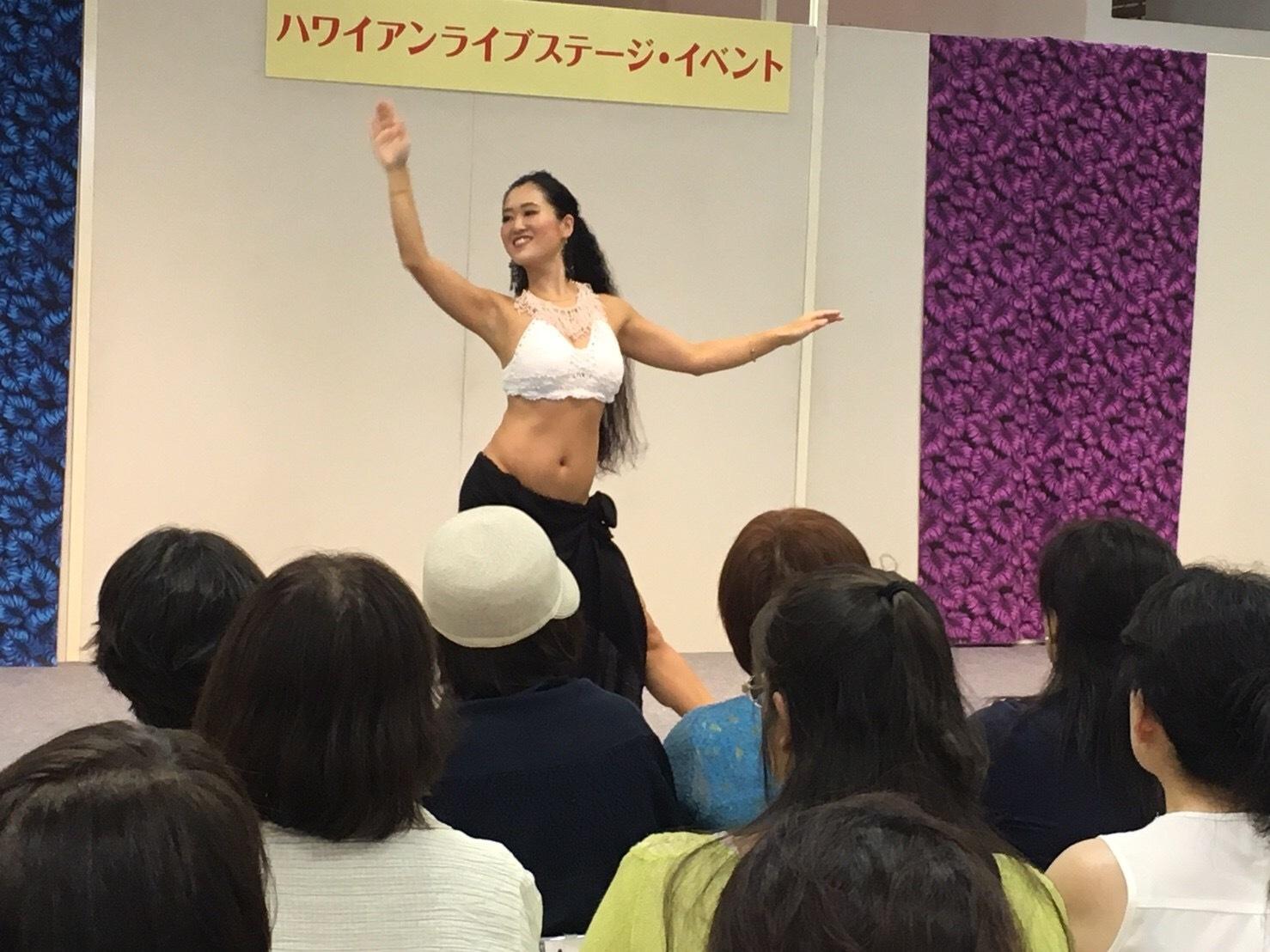 新潟三越ハワイアン&リゾート フェア_d0256587_00520439.jpeg