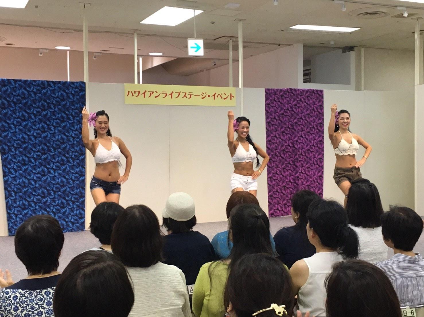 新潟三越ハワイアン&リゾート フェア_d0256587_00554113.jpeg