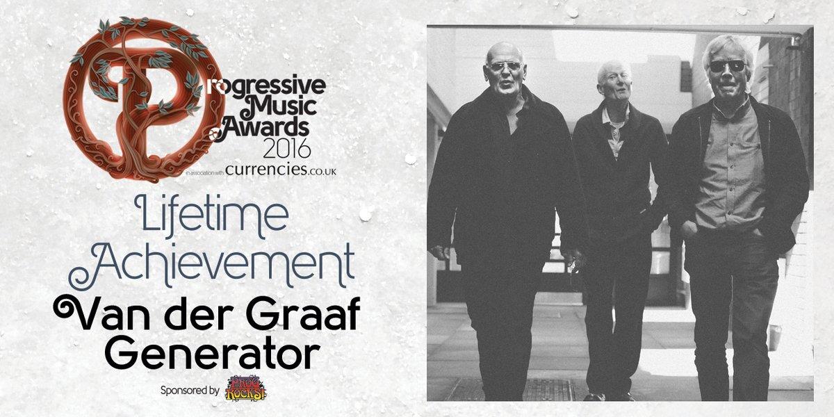 Van der Graaf Generator 受賞_e0081206_9501714.jpg