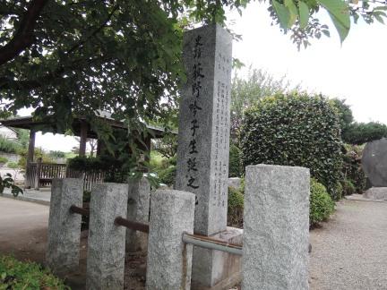 荻野吟子生誕の地・荻野吟子記念館_c0051112_2143378.jpg