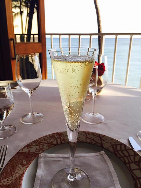 Birthday Dinner at La Mer めくるめくバースデーディナー_f0215324_08350789.jpg
