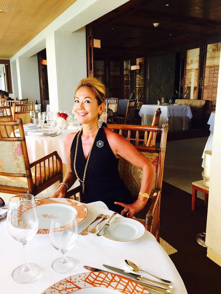 Birthday Dinner at La Mer めくるめくバースデーディナー_f0215324_08351160.jpg