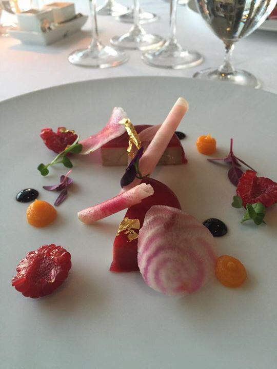 Birthday Dinner at La Mer めくるめくバースデーディナー_f0215324_08391258.jpg