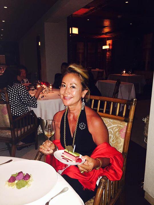 Birthday Dinner at La Mer めくるめくバースデーディナー_f0215324_09544536.jpg