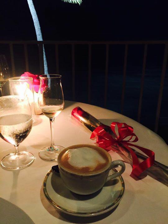 Birthday Dinner at La Mer めくるめくバースデーディナー_f0215324_09544650.jpg