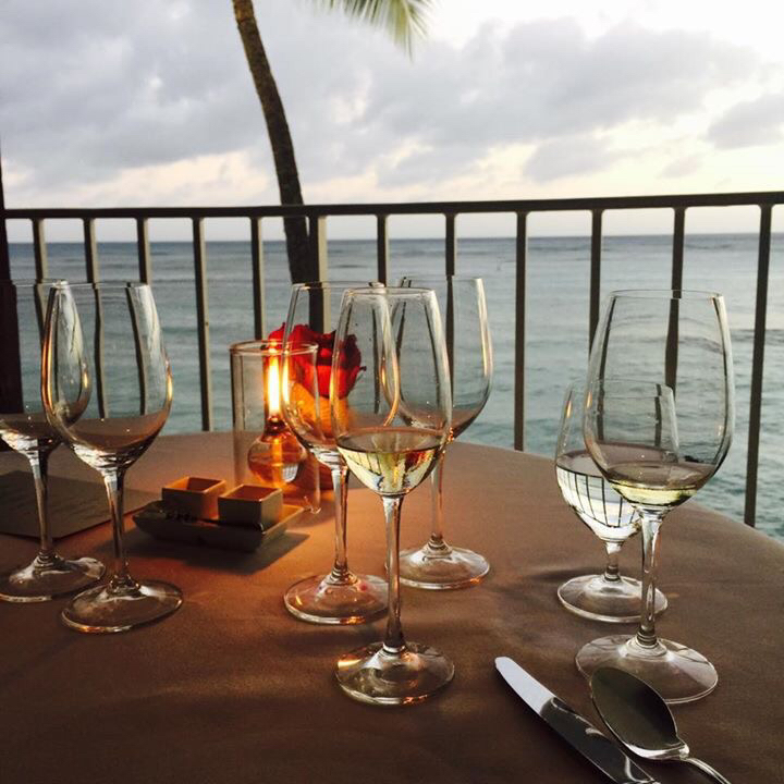 Birthday Dinner at La Mer めくるめくバースデーディナー_f0215324_11373219.jpg