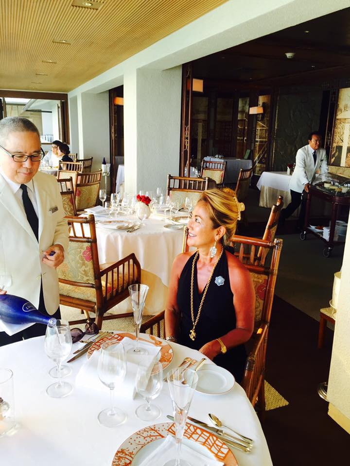 Birthday Dinner at La Mer めくるめくバースデーディナー_f0215324_11373489.jpg