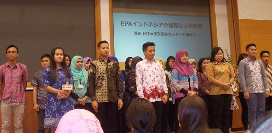 祝・インドネシアのファウジアトゥンニサさん優勝@看護・介護のための日本語スピーチコンテスト_a0054926_2249667.jpg