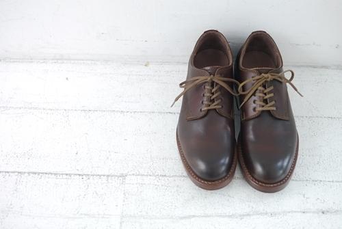 グランマのワンピースとMOTOの革靴。_e0247148_16252189.jpg