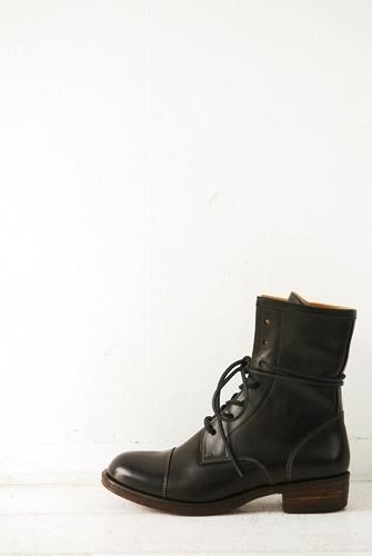 グランマのワンピースとMOTOの革靴。_e0247148_16252203.jpg