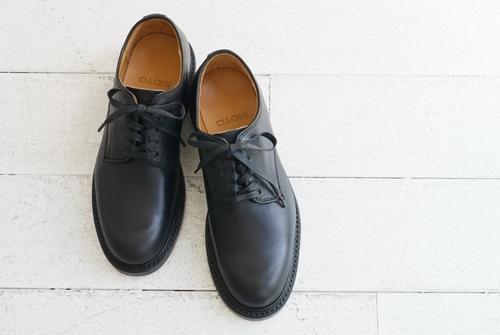 グランマのワンピースとMOTOの革靴。_e0247148_16252272.jpg