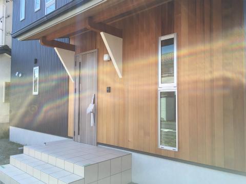 大島 Oさんの家 ★電気設備工事、防水工事_d0205883_16595189.jpg